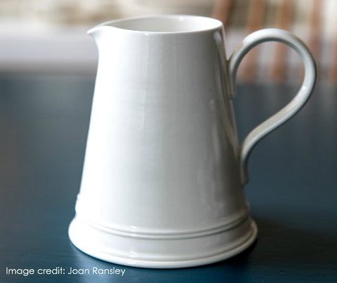 Dairy Jug, image credit: Joan Ransley