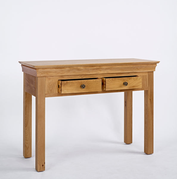 Manoir - 2 Drawer Console Table