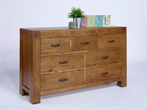 Wide 7 Drawer Chest