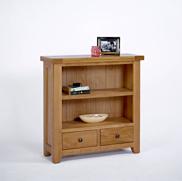 Small Bookcase Oak