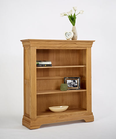Small Oak Bookcase