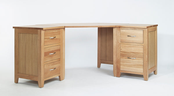 Staplecross - Oak Filing Cabinet