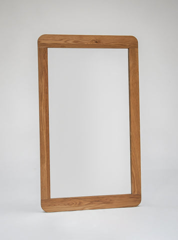 Kemptown - Oak Framed Mirror (Large)