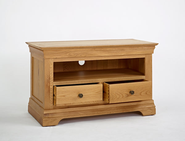 Manoir - Oak TV Cabinet