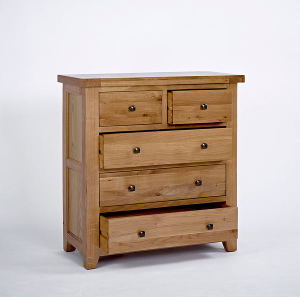 Dallington - 2 Over 3 Chest Of Drawers