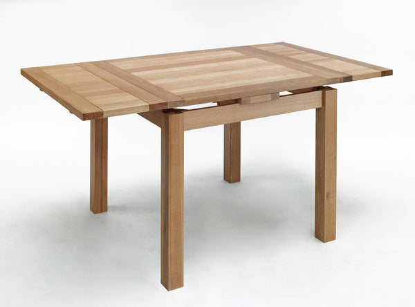 Staplecross - Small Extending Oak Dining Table