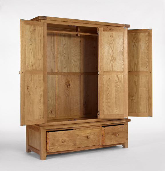 Dallington - Triple Wardrobe