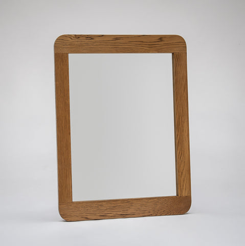 Wall Mirror Oak