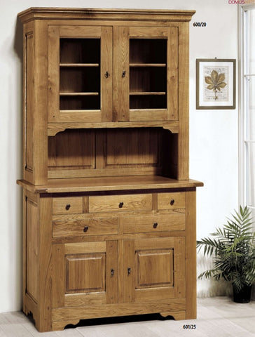Tuscany - Solid Oak 2 Door Dresser