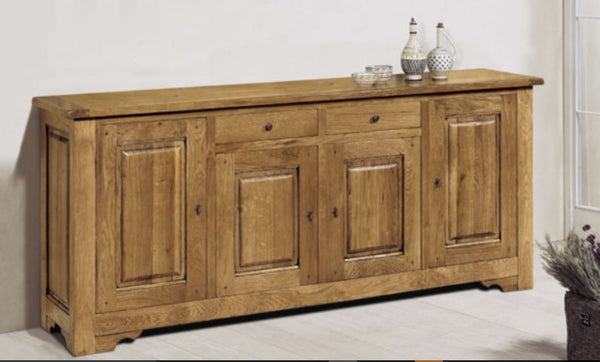 Tuscany - 4 Door 2 Drawer Sideboard