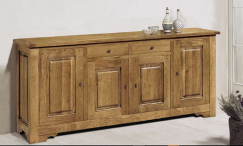 Harbour- 4 Door 2 Drawer Sideboard