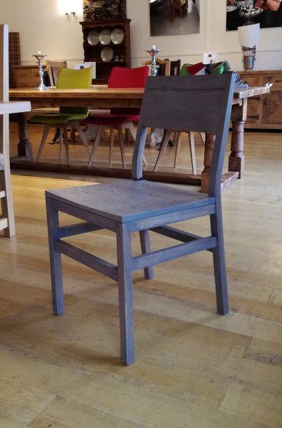 Contemporary Oak Dining Chair