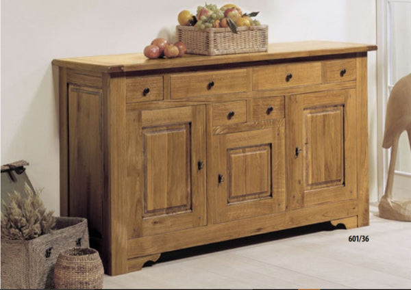 Tuscany - 3 Door 6 Drawer Sideboard