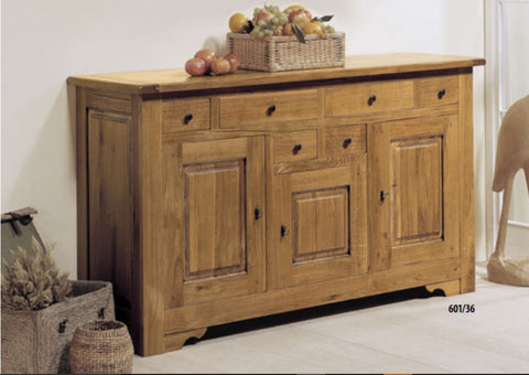 Harbour - 3 Door 6 Drawer Sideboard