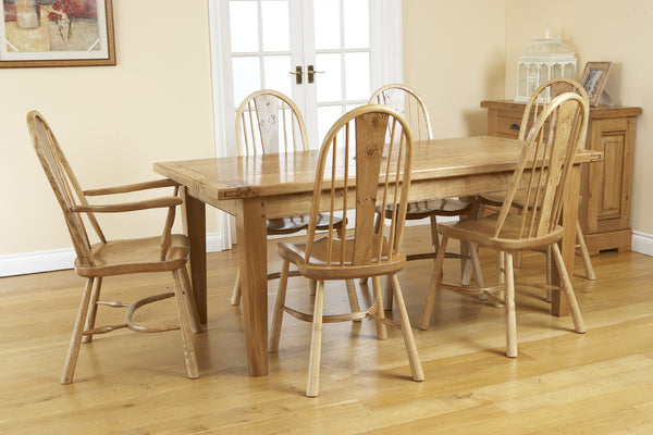 Sussex - Mayfield Side Chair with Pippy Oak Splat