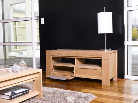 Allure TV-Unit-With 2 Drop Fronts
