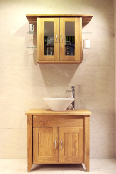Aquarius - Small 2 Door Washstand