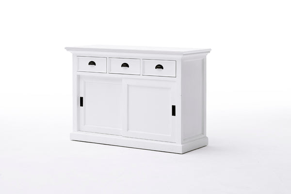 Whitstable Painted - Sideboard with 2 sliding doors
