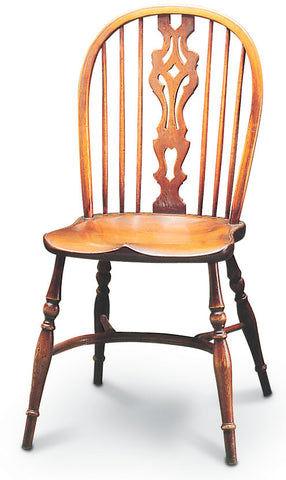 Georgian Windsor Side Chair