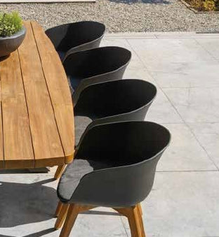 Outdoor Dining Furniture - Club Chair