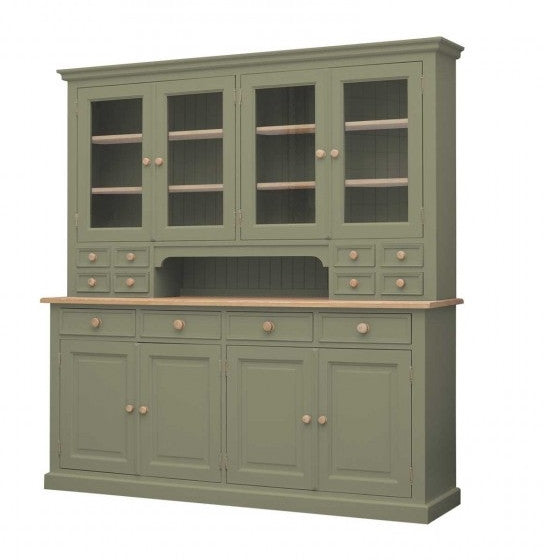 Mottisfont - Large Glazed Dresser