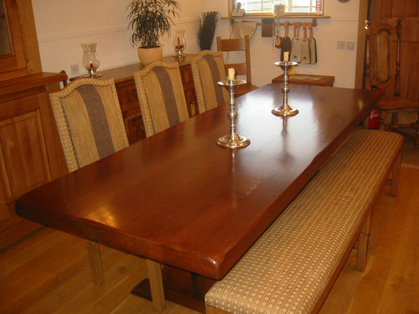 Tuscany - Poutre Dining Table