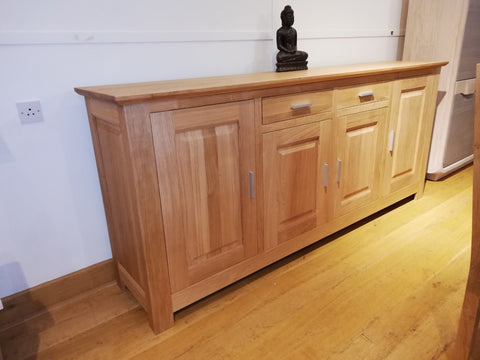 Large Oak sideboard