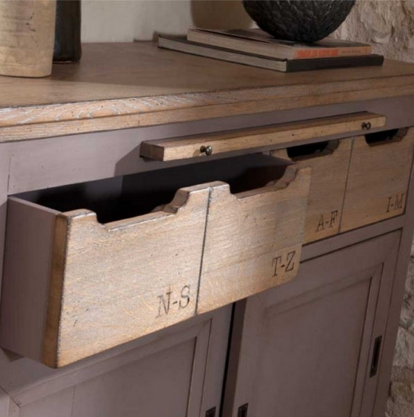 Industrielle Collection 2 Door Dresser