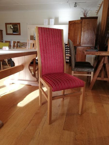 Lamberhurst oak framed side chair