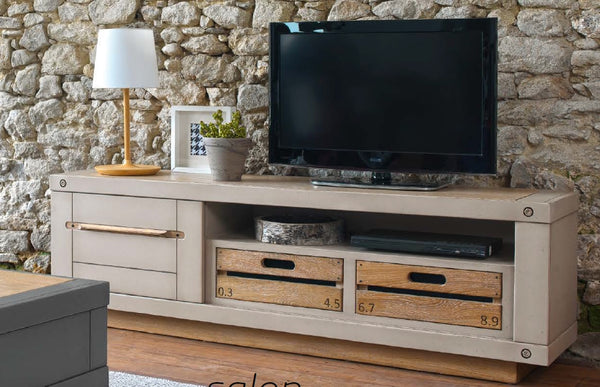 Country Widescreen TV Cabinet