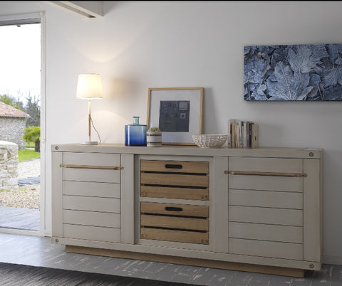 Country - 3 Door Sideboard