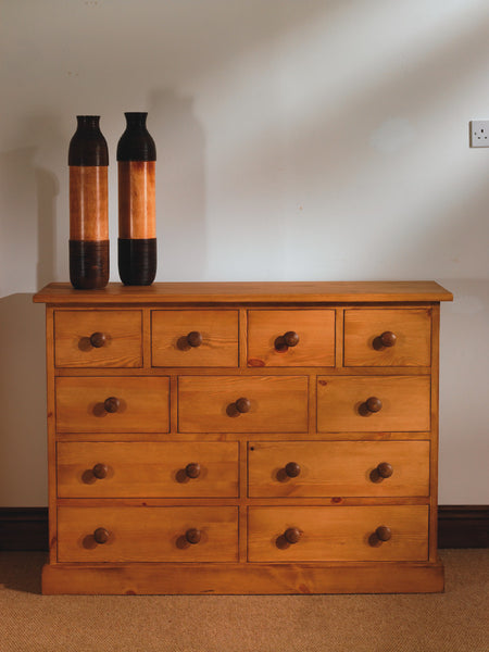 Mottisfont - Multi Chest Of Drawers