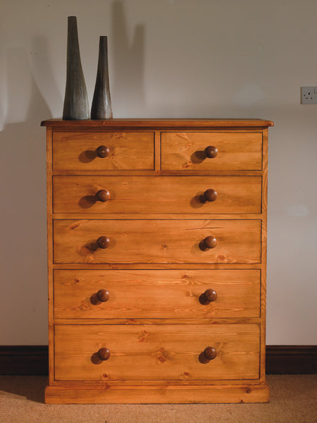 Mountfield 2 Over 4 Chest Of Drawers