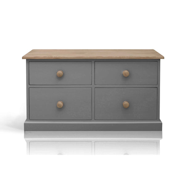 Mountfield - Low Long Chest of Drawers