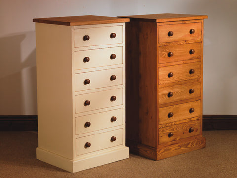 Mottisfont - 6 Drawer Wellington Chest