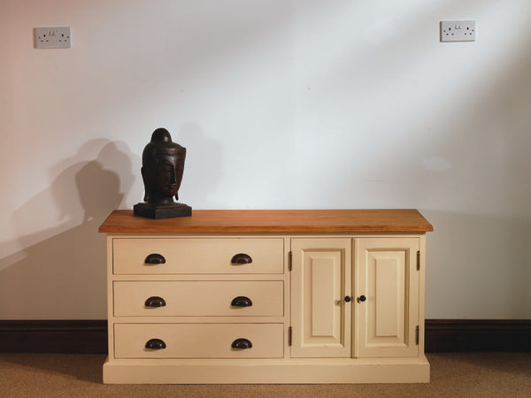 Long Lowboy Sideboard/Cupboard