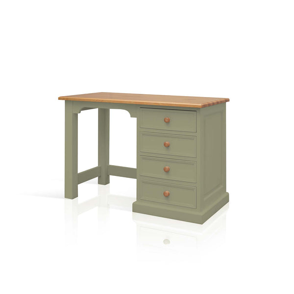 Mountfield - Single Pedestal Dressing Table