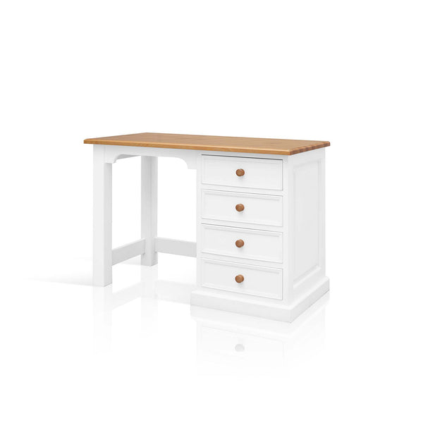 Mottisfont - Single Pedestal Dressing Table