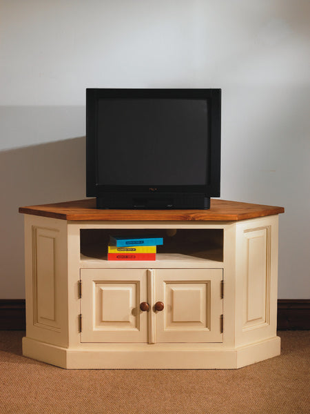Mottisfont - Corner TV Unit