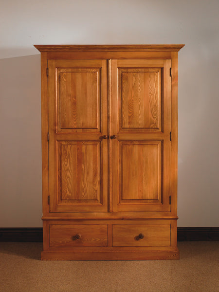 Mottisfont - Double Wardrobe
