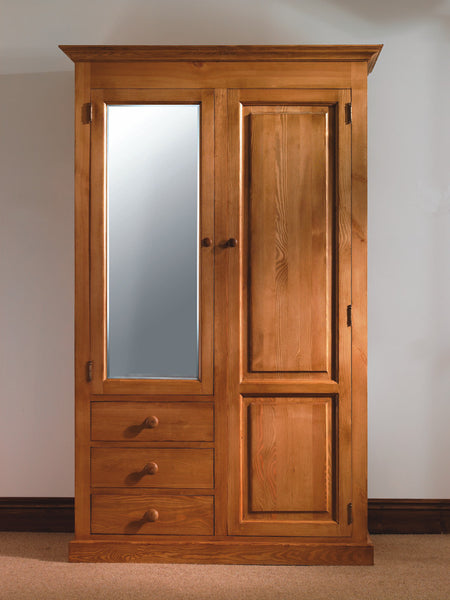 Mottisfont - Combination Wardrobe
