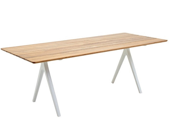 Outdoor Garden Furniture - Y Table Teak