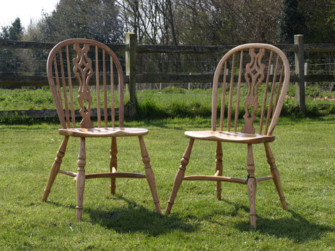 Sussex Georgian Windsor Side Chair