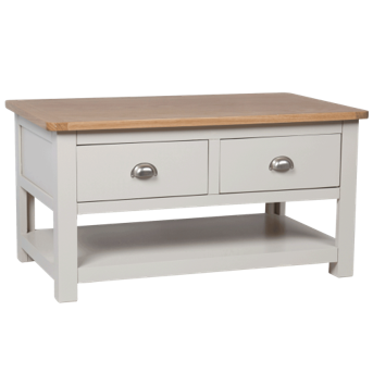 Catsfield - Storage Coffee Table