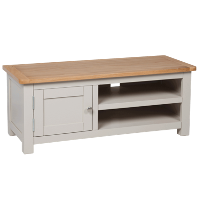 TV Cabinet Oak Top