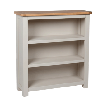 Bookcase oak top