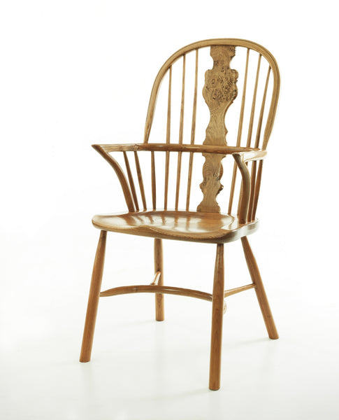 Windsor Carver Chair Ash