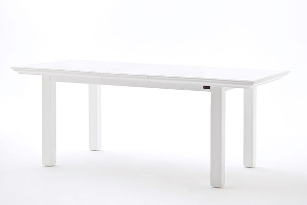 Whitstable Painted -  Centrally Extending Dining Table