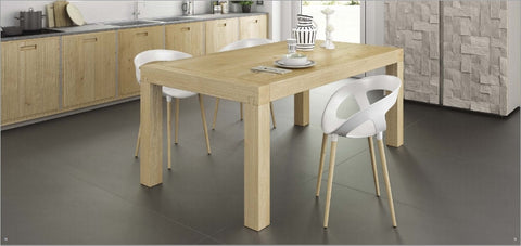 Tuscany Contemporary Extending Terra Dining Table