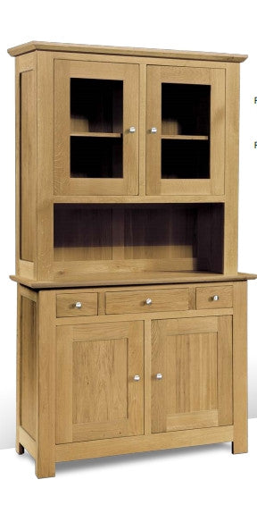 Harbour - Contemporary Sideboard With 2 Doors 3 Drawers